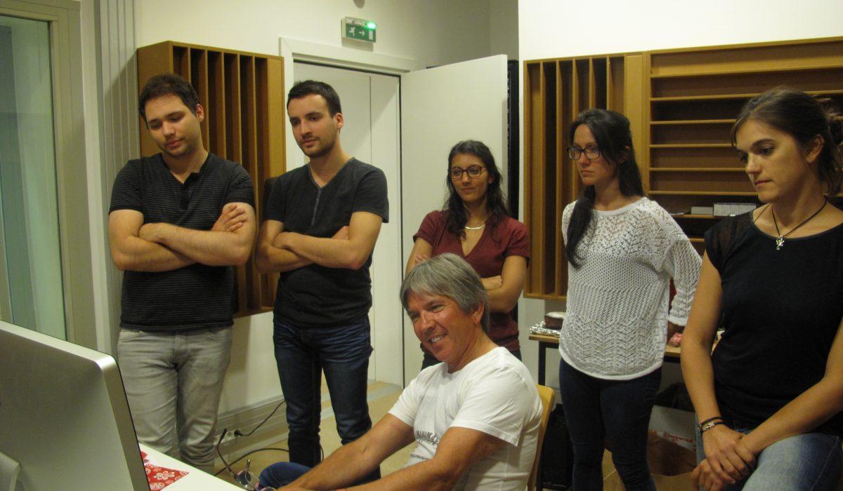4. Michel et le quatuor ADASTRA